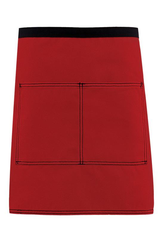 Red City Market Everyday Half Bistro Apron