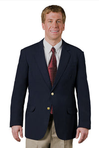 """Winston"" Men's Navy Blazer"