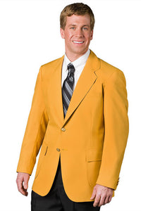 """Winston"" Men's Gold Blazer"