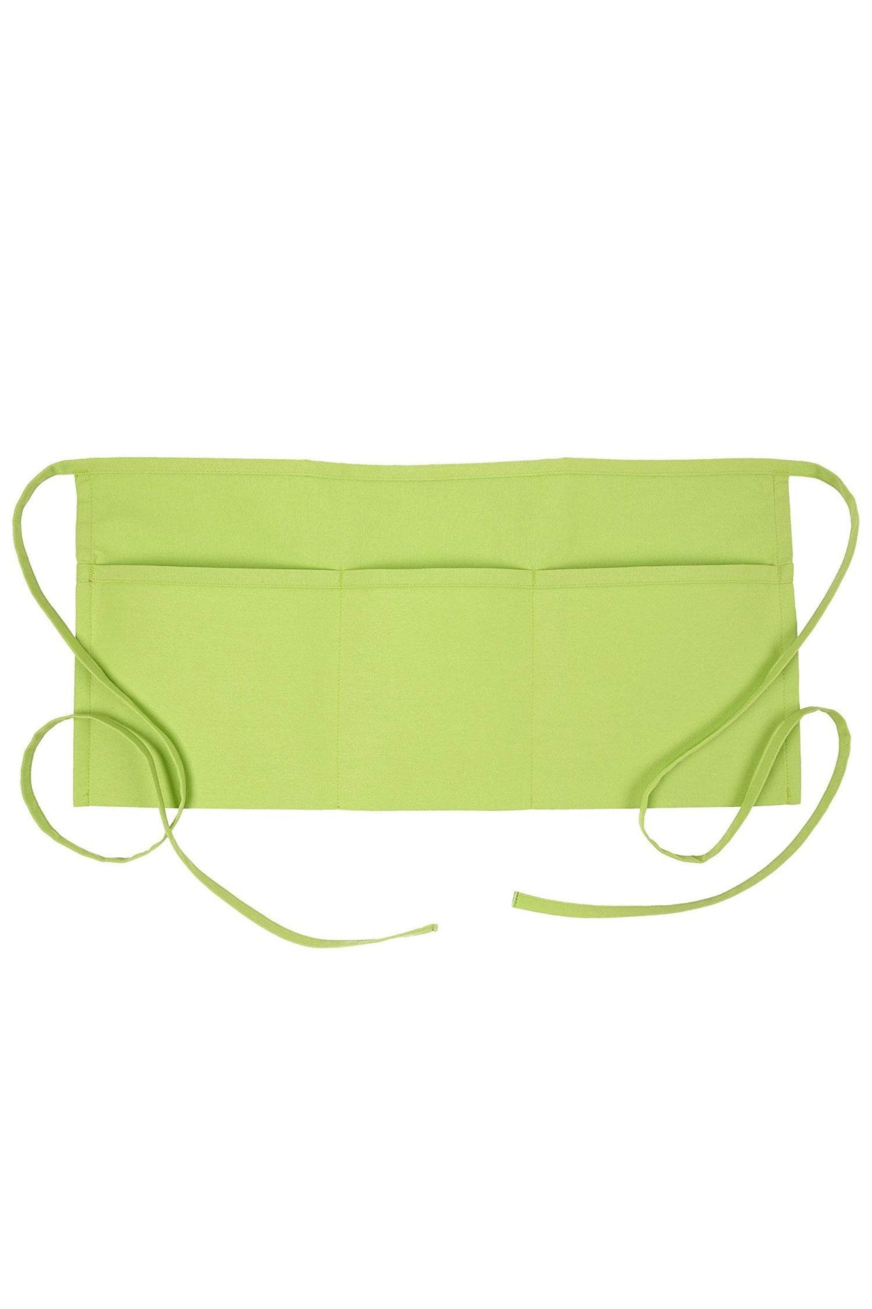 Lime Waist Apron (3 Pockets)