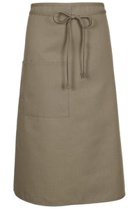 Sage Bistro Apron (1 Pocket w/ Pencil Divide)