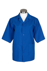 Royal Blue Unisex Smock
