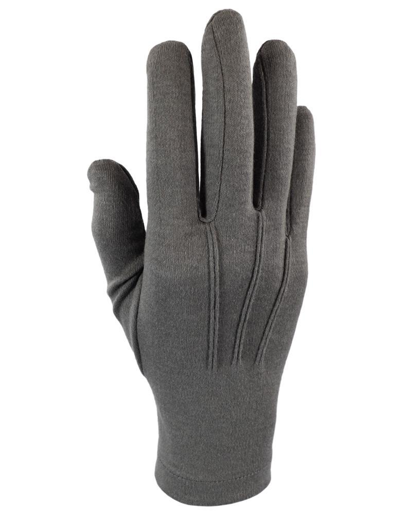 Grey Cotton Gloves