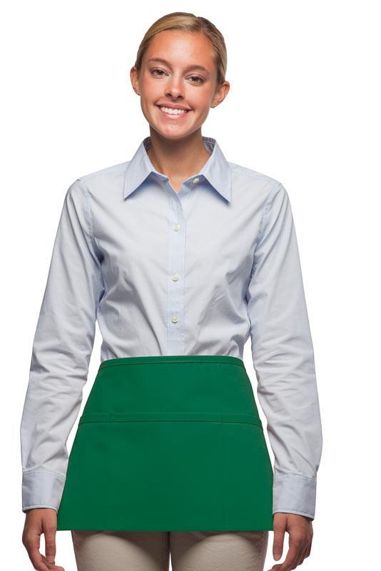 Kelly Deluxe Waist Apron (3 Pockets)