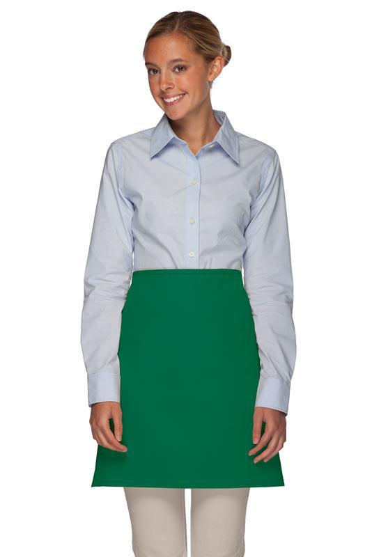 Kelly Half Bistro Apron (No Pockets)