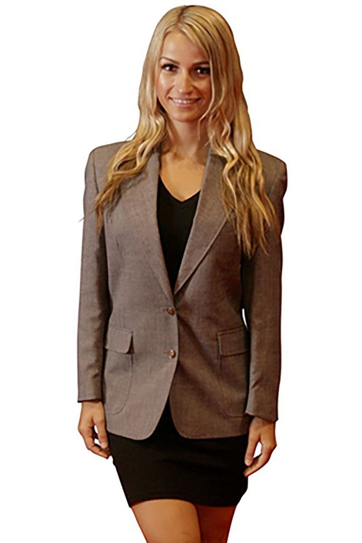 Women's Grey Blazer