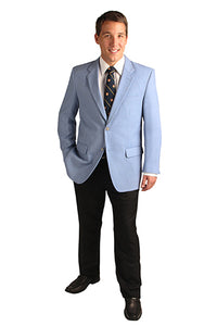 Men's Carolina Blue Blazer