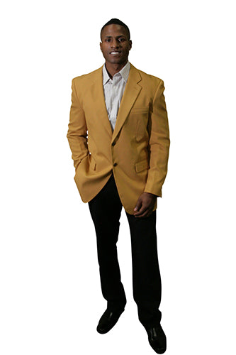 Men's Gold Blazer