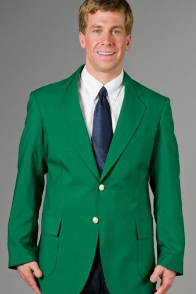 Men's Kelly Green Blazer