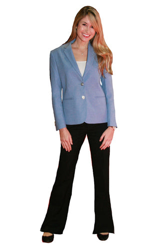 Women's Carolina Blue Blazer