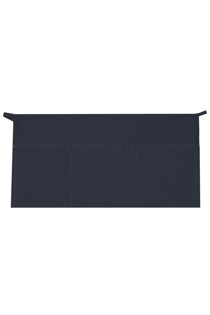 Navy XL Waist Apron (3 Pockets)