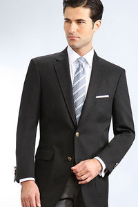 """Oliver"" Men's Black Blazer"
