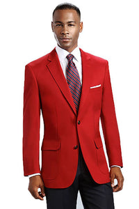 """Oliver"" Men's Red Blazer"