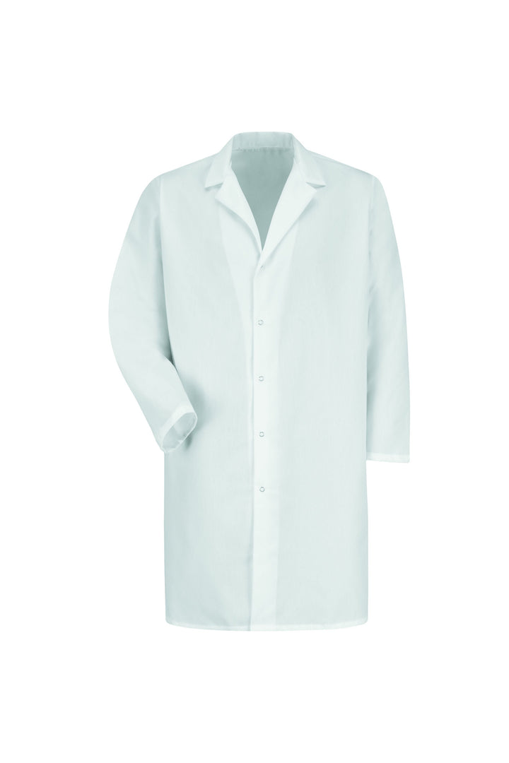 Men's White Specialized Lab Coat
