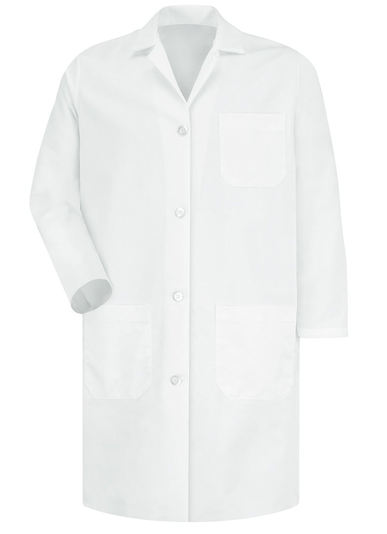 Women's White Staff Coat