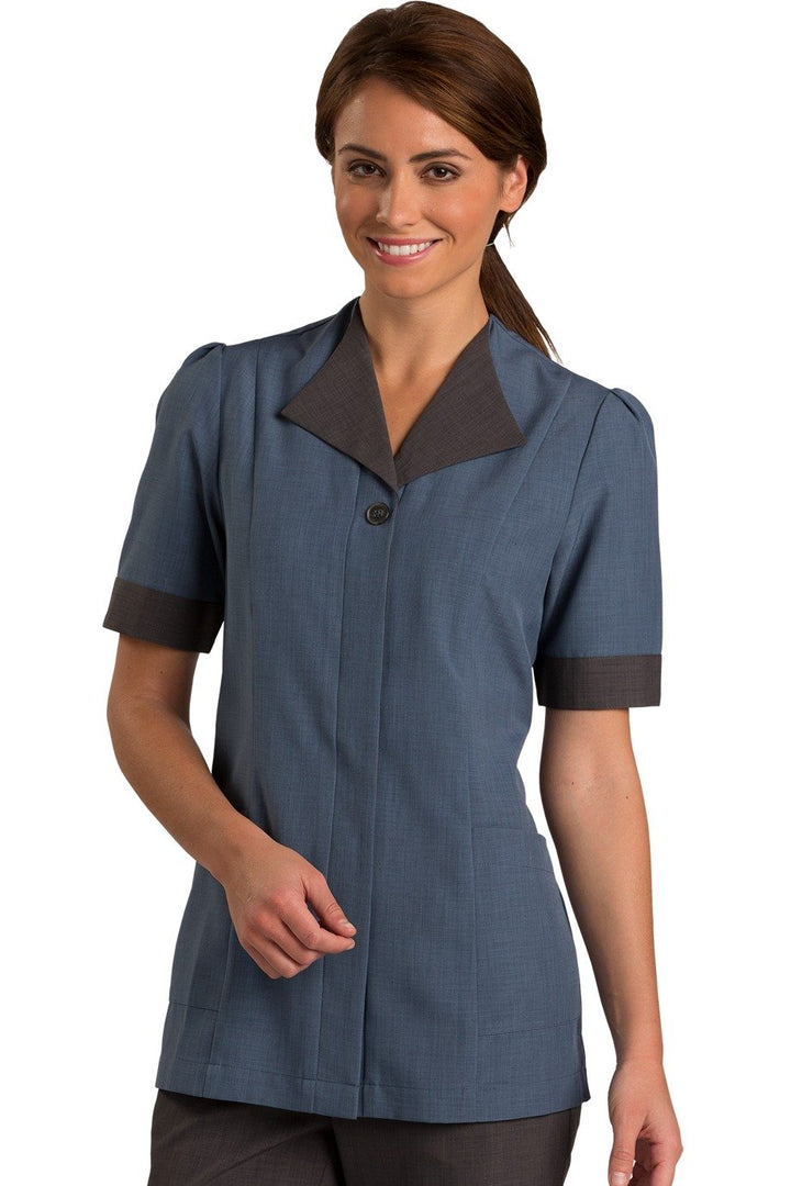 Riviera Blue Pinnacle Housekeeping Tunic