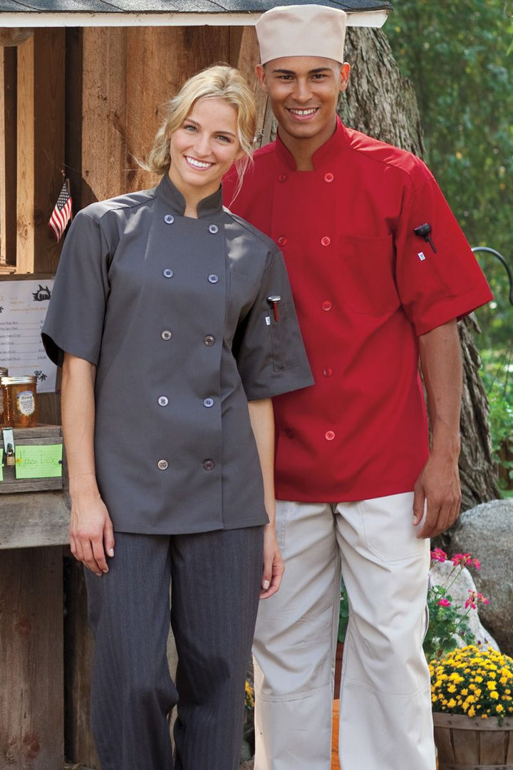 Slate South Beach Chef Coat
