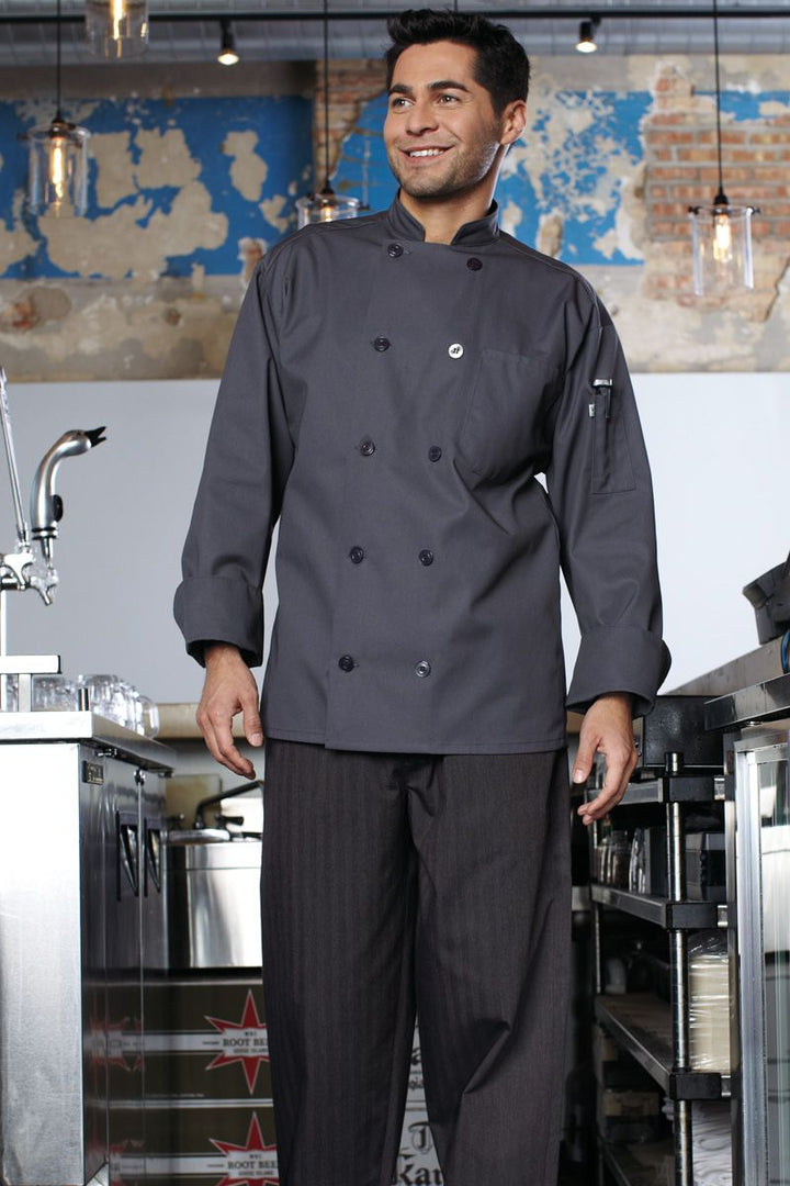 Slate Orleans Chef Coat