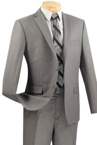 """Lorenzo"" Grey Suit"