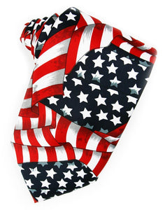 Waving Flags Necktie