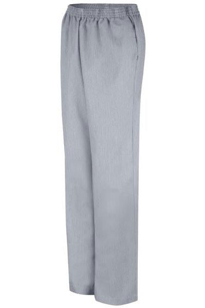 Navy Pincord Women's Housekeeping Slacks