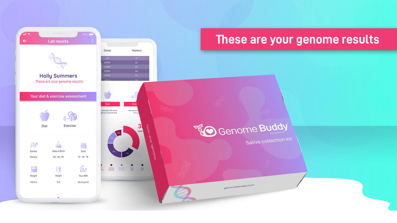 Own Your DNA, with Genome Buddy