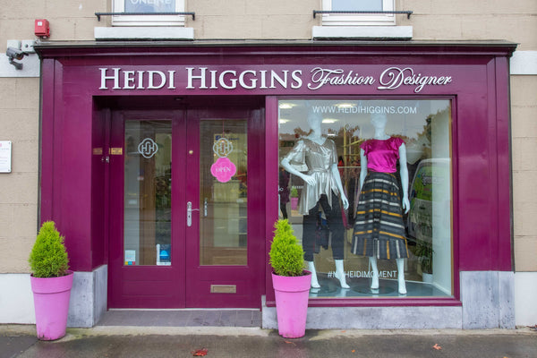 A Stitch in Time: 10 Years of the Heidi Higgins Boutique