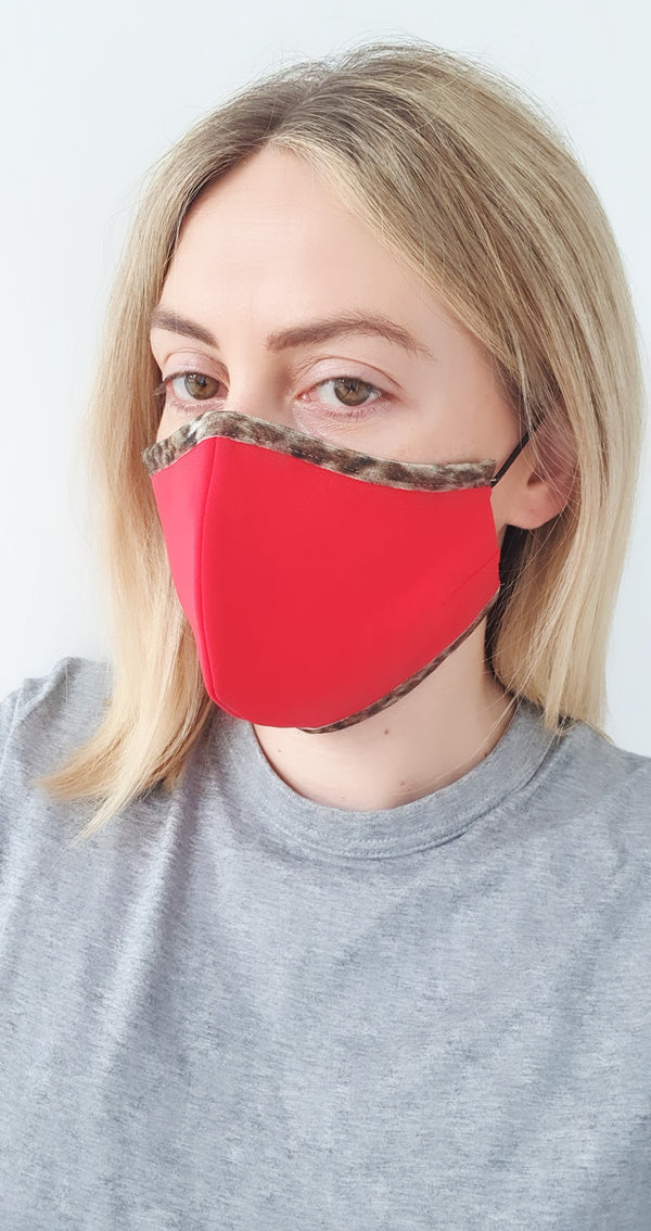 'Sasha' Face Mask
