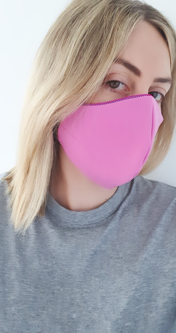 'Sophia' Face Mask
