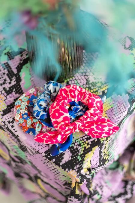 Lulu scrunchie bundle A