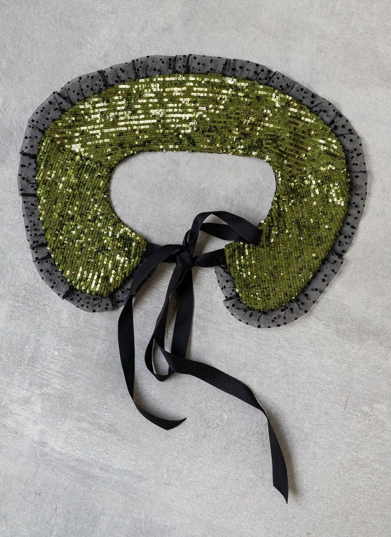 Ada Sequin Collar