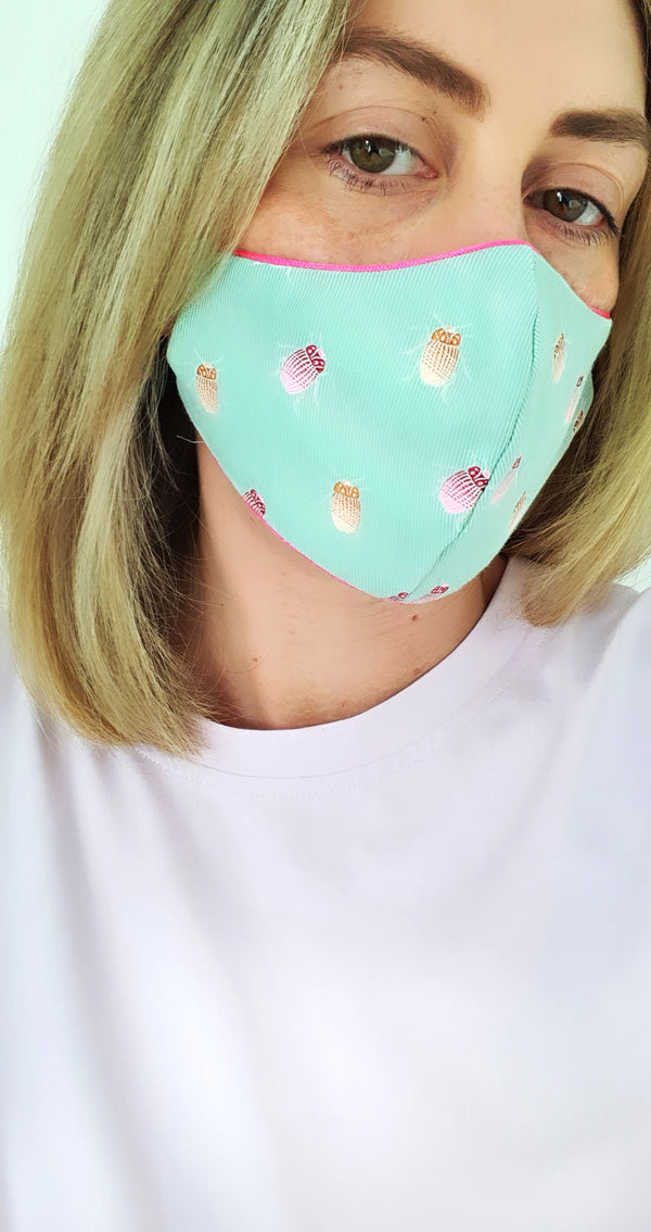 'Chloe' Face Mask