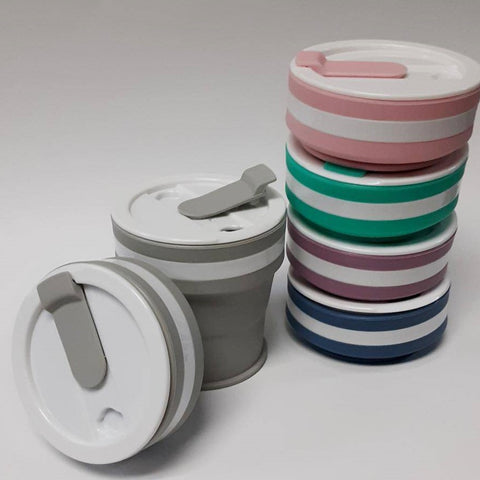 Eco-friendly Collapsible Silicone Cup - Ecomended