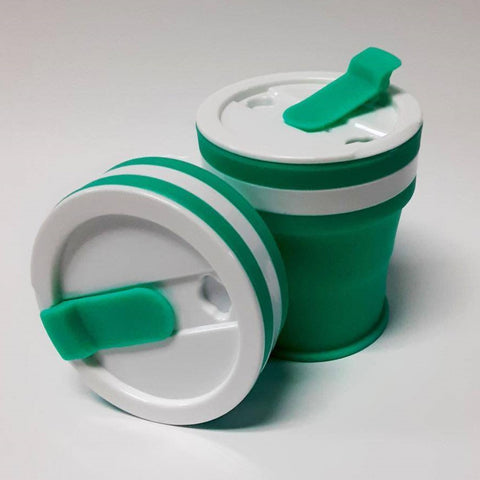 Image of Collapsible Silicone Cup - ecomended - 2