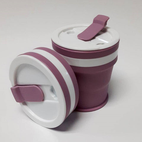 Image of Eco-friendly Collapsible Silicone Cup - Ecomended