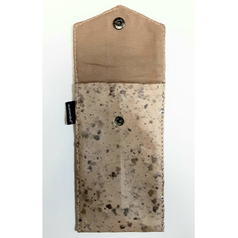 Image of Large Phone Pouch-Tamarind Cork - ecomended - 2