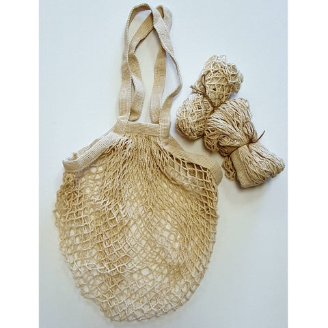 Mesh Shopping Tote - ecomended - 1
