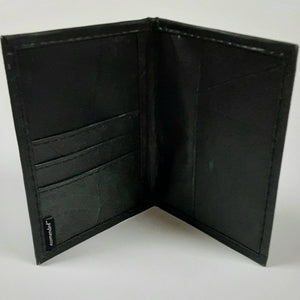 Vegan Leaf Leather Passport Holder - Ecomended