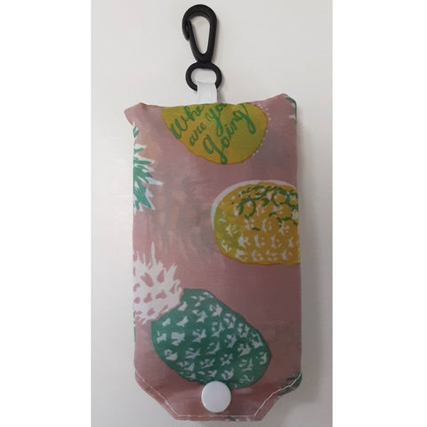 Image of Reusable Tote Bag with Pouch - Ecomended