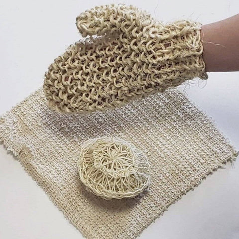 Sisal scrubber - ecomended - 2