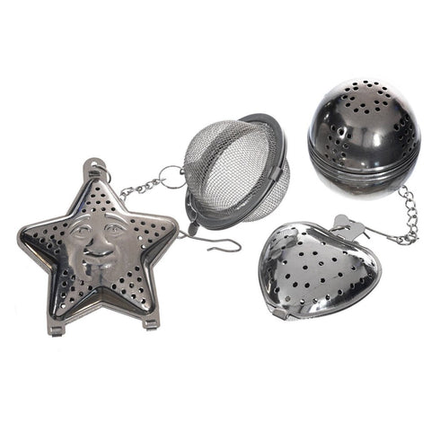 Stainless Steel Tea Infuser - Ecomended
