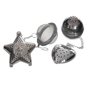 Stainless Steel Tea Infuser - ecomended - 1