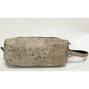 Tamarind Cork Accessory Bag w/strap - Ecomended