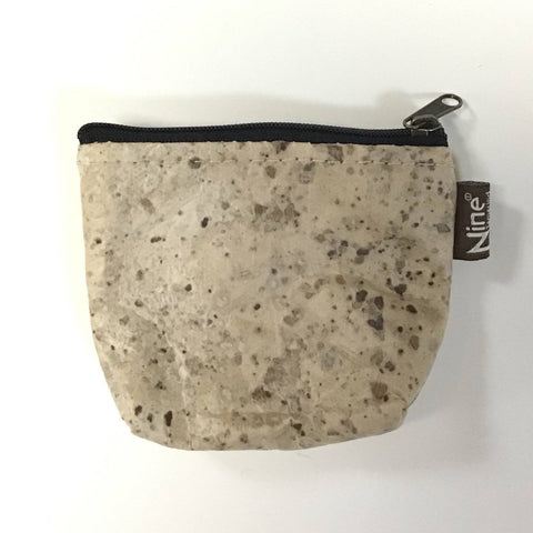 Tamarind Cork Coin Purse M - Ecomended