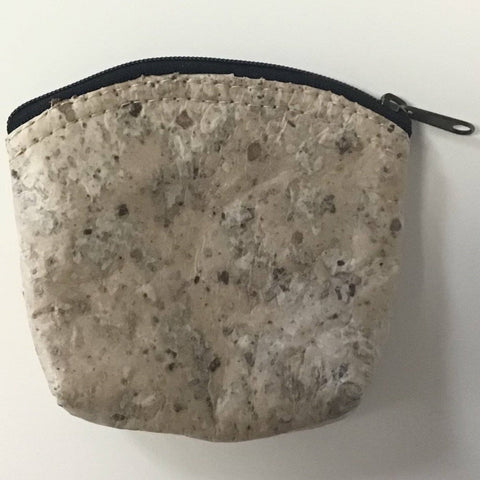 Tamarind Cork Coin Purse S - Ecomended