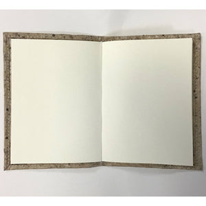 Tamarind Cork Large Notebook - ecomended - 2