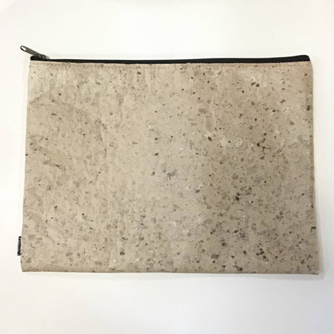 Tamarind Cork Large Notebook Case - Ecomended