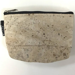 Tamarind Cork Small Accessory Bag - Ecomended