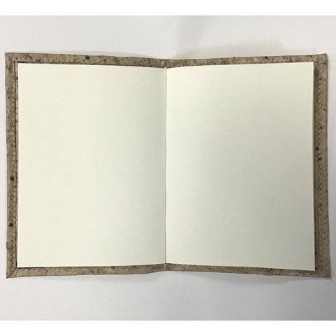 Tamarind Cork Small Notebook - ecomended - 2