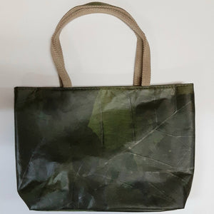 Tote small - Leaf Leather - ecomended - 1